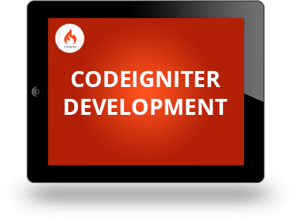 Codeigniter Developement service