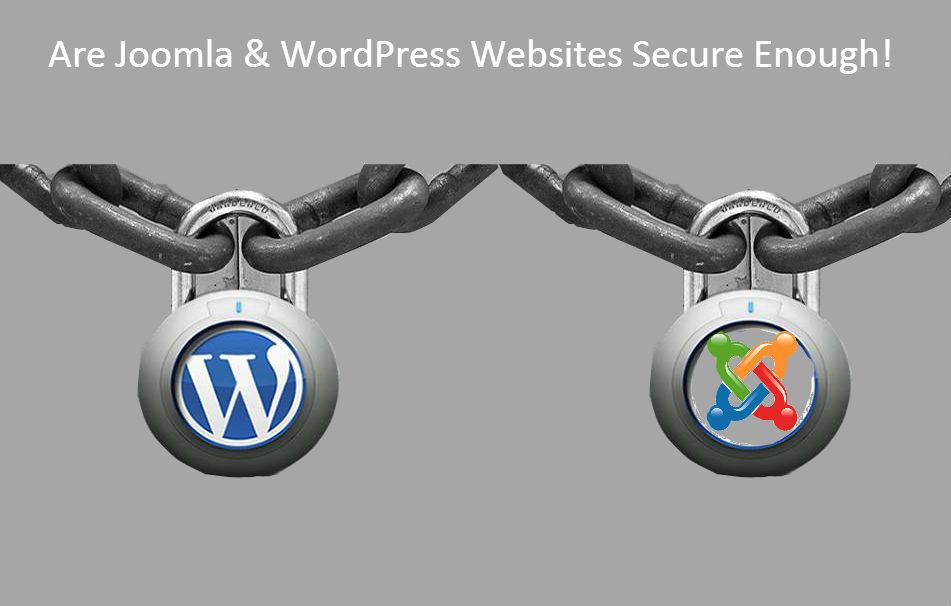 Joomla Wordpress Security