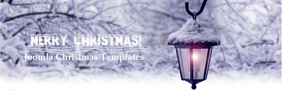 Joomla Christmas Templates