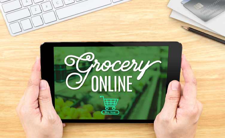 Benefits of Online Grocery mobile apps
