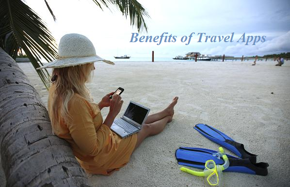 Benefits of Travel App Development Services