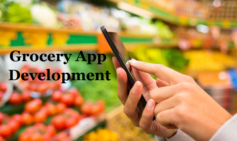 Hire Grocery App Developer