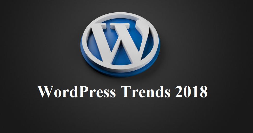 Top WordPress Trends 2018