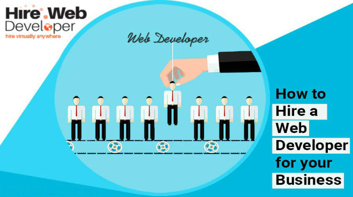 How you can hire Web Developer for business