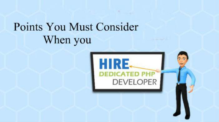 Important Points To Consider When Hiring PHP Developer
