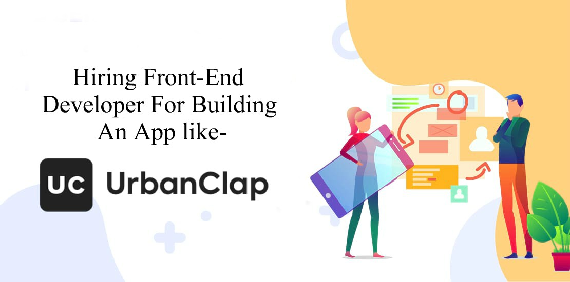 Building Application Like UrbanClap
