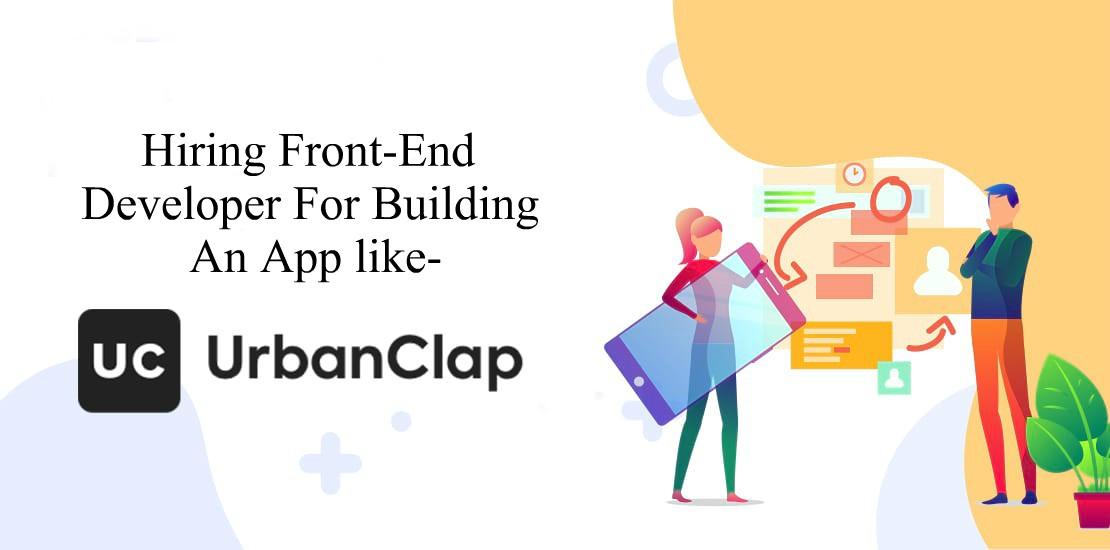Building Application Like UrbanClap
